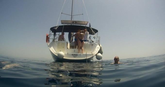 Alquiler de yate Atenas - Bénéteau Cyclades 50.5 en SamBoat