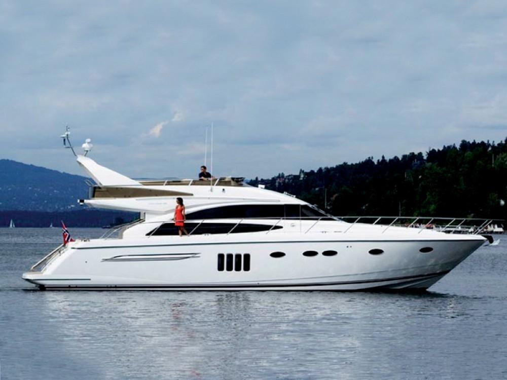 Alquiler Yate en ACI Marina Split - Princess Princess 62