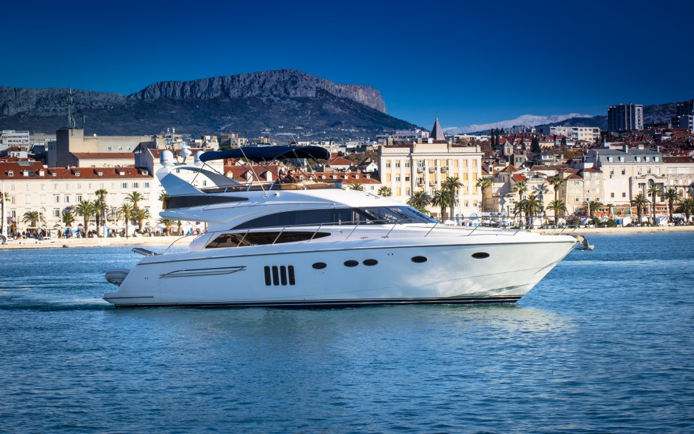 Alquiler de barcos ACI Marina Split barato de Princess 62