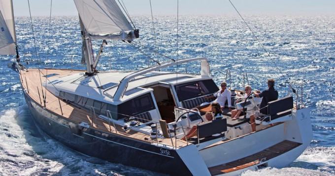 Alquiler de barcos Kaštel Gomilica barato de Sense 50