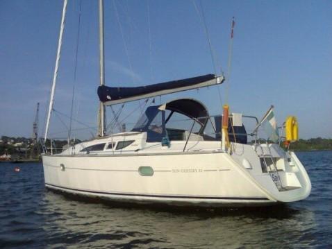 Jeanneau Sun Odyssey 32 entre particulares y profesional Kortgene