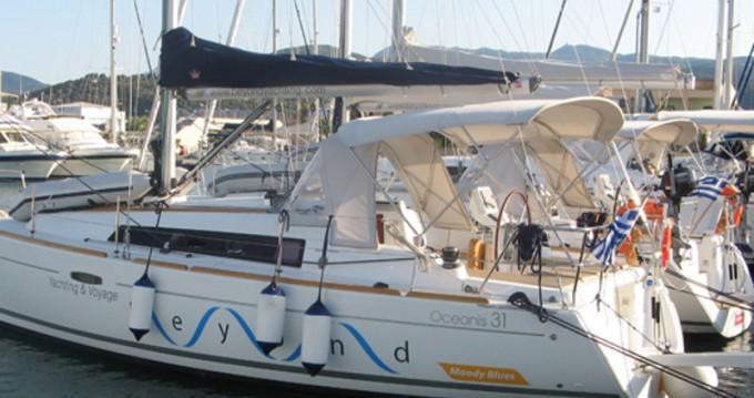 Alquiler de yate Lefkada (Isla) - Bénéteau Oceanis 31 en SamBoat
