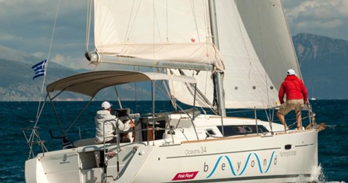 Bénéteau Oceanis 34 entre particulares y profesional Lefkada (Isla)