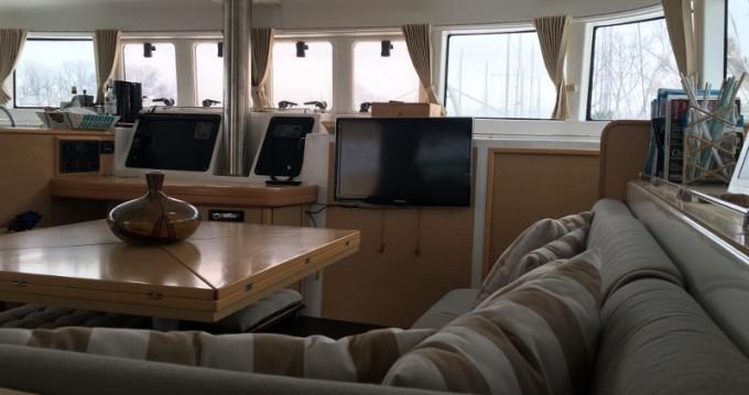 Catamarán para alquilar Nettuno al mejor precio