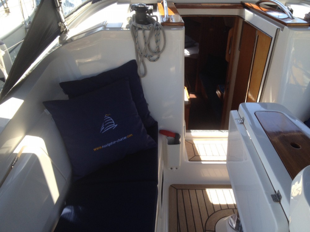 Alquiler de barcos Primošten barato de Elan 344 Impression