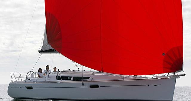 Alquiler Velero en Port de Palamós - Jeanneau Sun Odyssey 39i