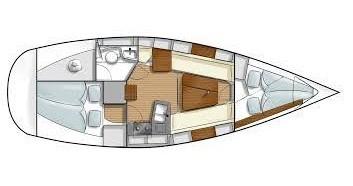 Alquiler de barcos Carloforte barato de Hanse 315