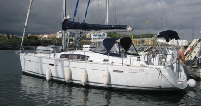 Alquiler de barcos Bénéteau Oceanis 43 enSanta Cruz de Tenerife en Samboat