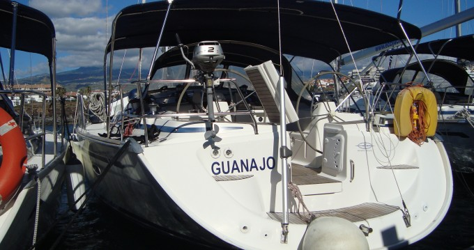Alquiler Velero en Marina del Sur - Bavaria Bavaria 50 Cruiser
