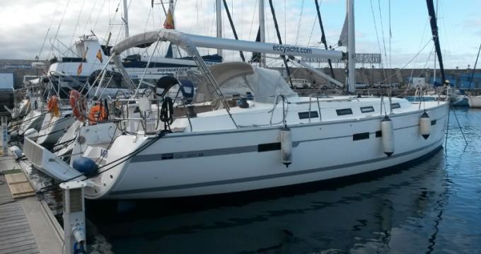 Alquiler de barcos Santa Cruz de Tenerife barato de Bavaria 45 Cruiser