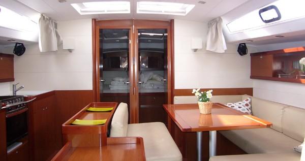 Bénéteau Oceanis 50 Family entre particulares y profesional Santa Cruz de Tenerife