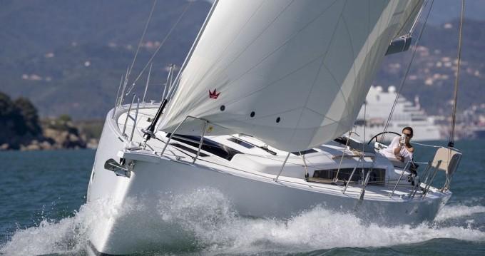 Alquiler de barcos Lefkada (Isla) barato de Dufour 430 Grand Large