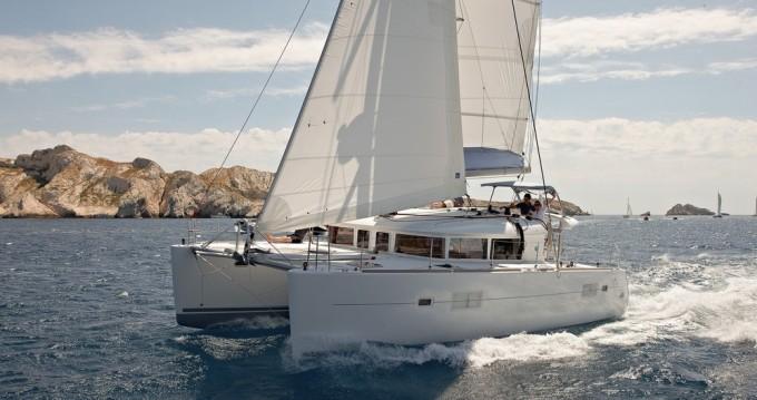 Alquiler Catamarán en Lefkada (Isla) - Lagoon Lagoon 400 S2