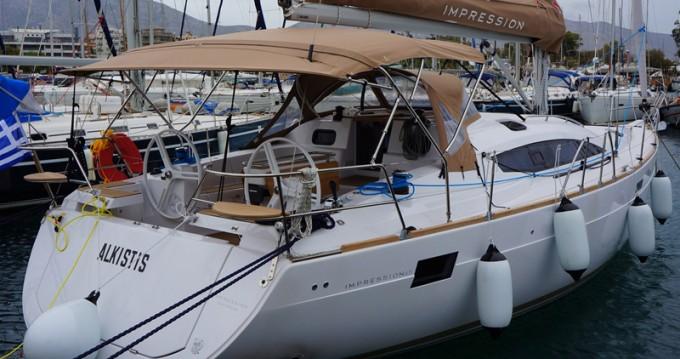 Alquiler de barcos Atenas barato de Impression 45