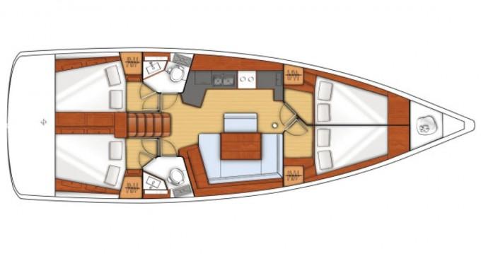 Alquiler de barcos Bénéteau Oceanis 45 enLa Spezia en Samboat