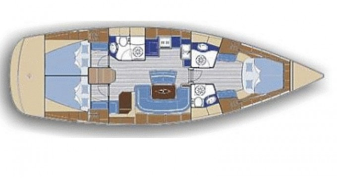 Alquiler Velero en Marmaris - Bavaria Bavaria 46 Cruiser
