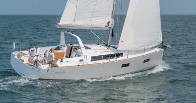 Alquiler de barcos Bénéteau Oceanis 38.1 enMarmaris en Samboat