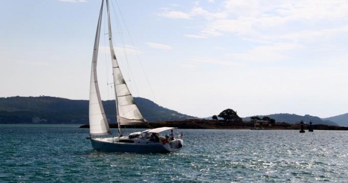 Alquiler de Bénéteau Oceanis 50 en Marmaris