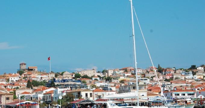 Alquiler de yate Marmaris - Bénéteau Oceanis 50 en SamBoat