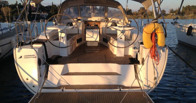 Alquiler de yate Gouviá - Bavaria Cruiser 45 en SamBoat