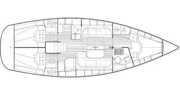 Alquiler de yate Rhodes - Bavaria Bavaria 38 Cruiser en SamBoat