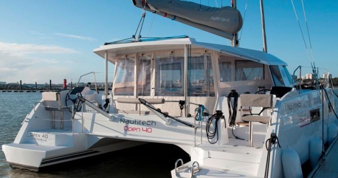 Alquiler de barcos Nautitech Nautitech Open 40 enRhodes en Samboat