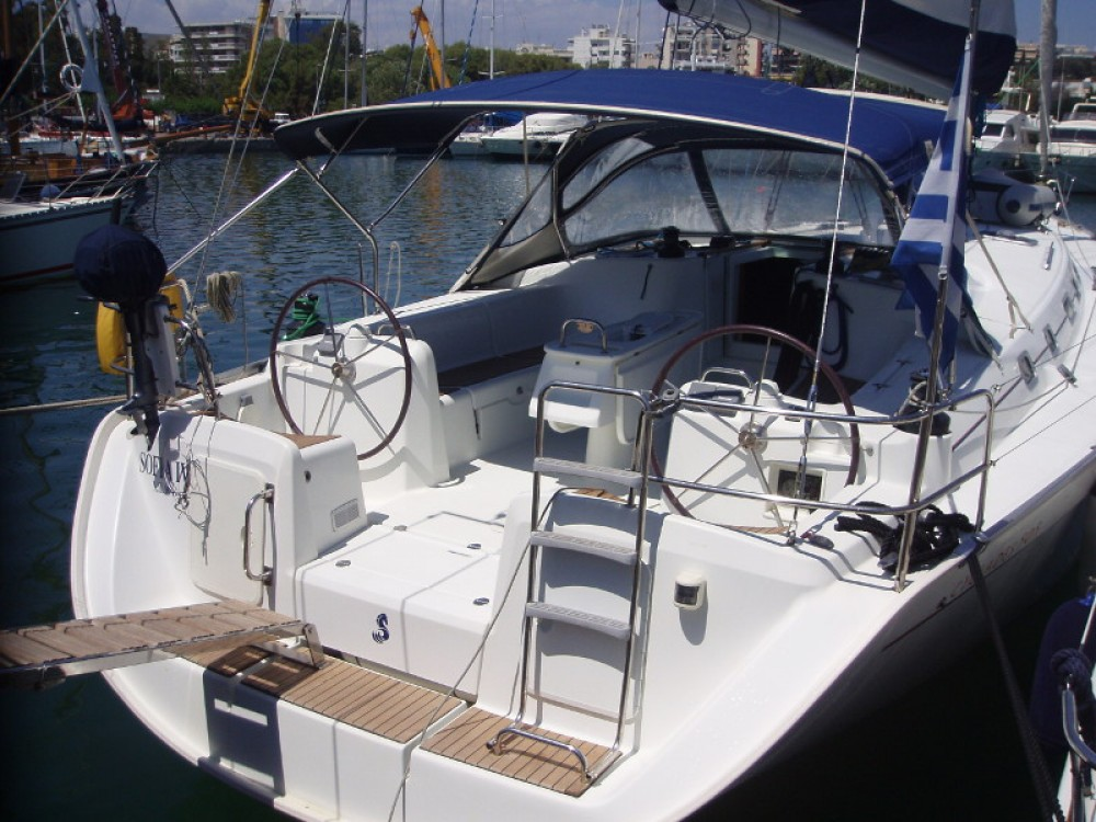 Alquiler de barcos  barato de Cyclades 50.5