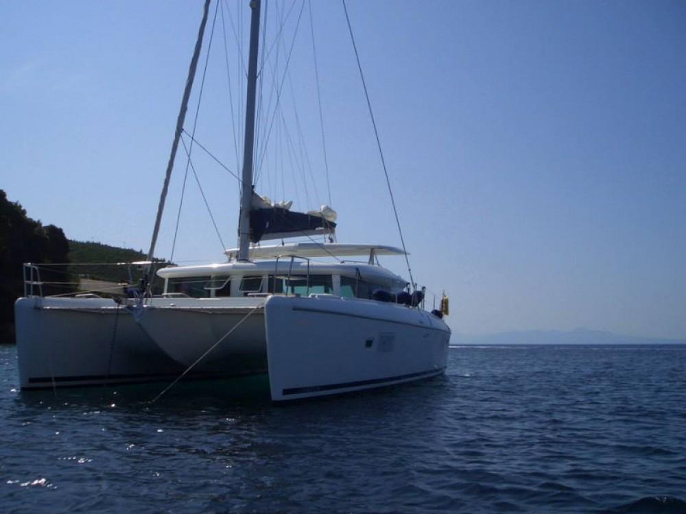Alquiler de yate Marina de Alimos - Lagoon Lagoon 420 en SamBoat