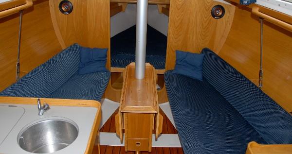 Alquiler de barcos Yerseke barato de Beneteau 285