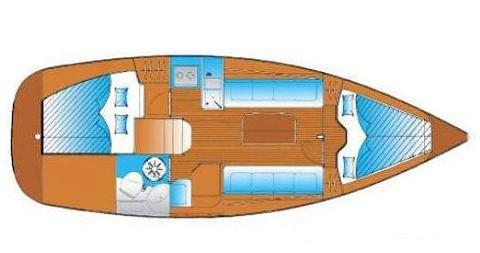 Alquiler de barcos Yerseke barato de Bavaria 30 Cruiser