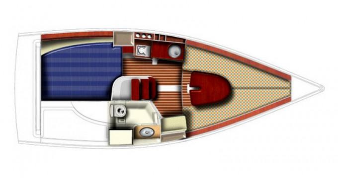 Alquiler de barcos Jeanneau Sun 2500 enYerseke en Samboat