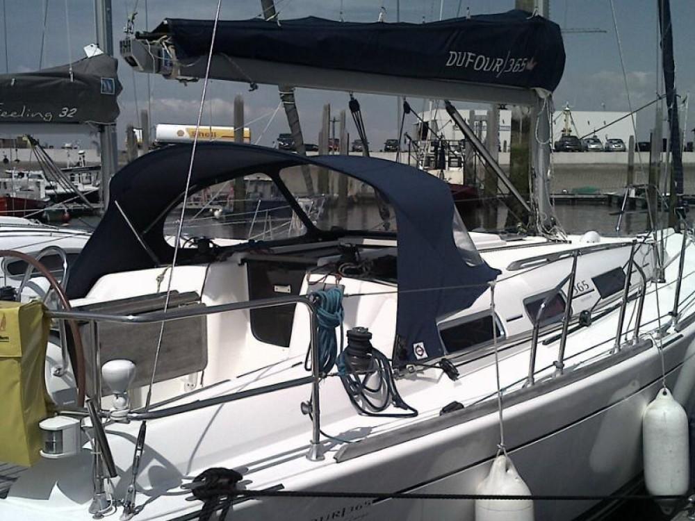 Alquiler de barcos Yerseke barato de Dufour 365