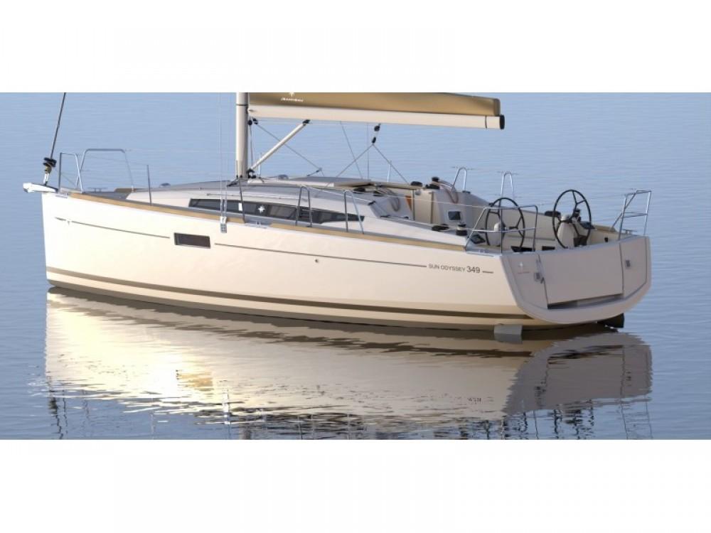 Alquiler de barcos Jeanneau Sun Odyssey 349 enMarina de Alimos en Samboat