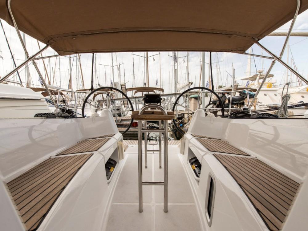 Alquiler de Jeanneau Sun Odyssey 349 en Marina de Alimos