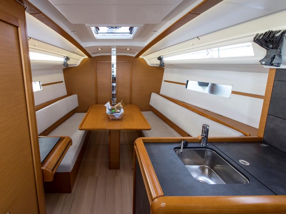 Alquiler de yate Marina de Alimos - Jeanneau Sun Odyssey 349 en SamBoat