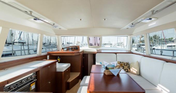 Alquiler de barcos Moody Moody DS 45 enÁlimos en Samboat