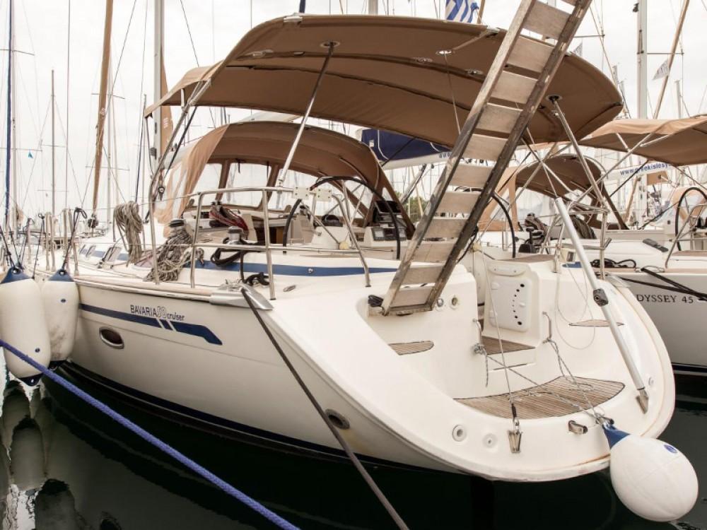Alquiler de Bavaria Bavaria 50 Cruiser en