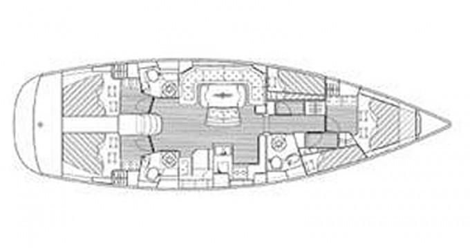 Alquiler de barcos Atenas barato de Bavaria 50 Cruiser