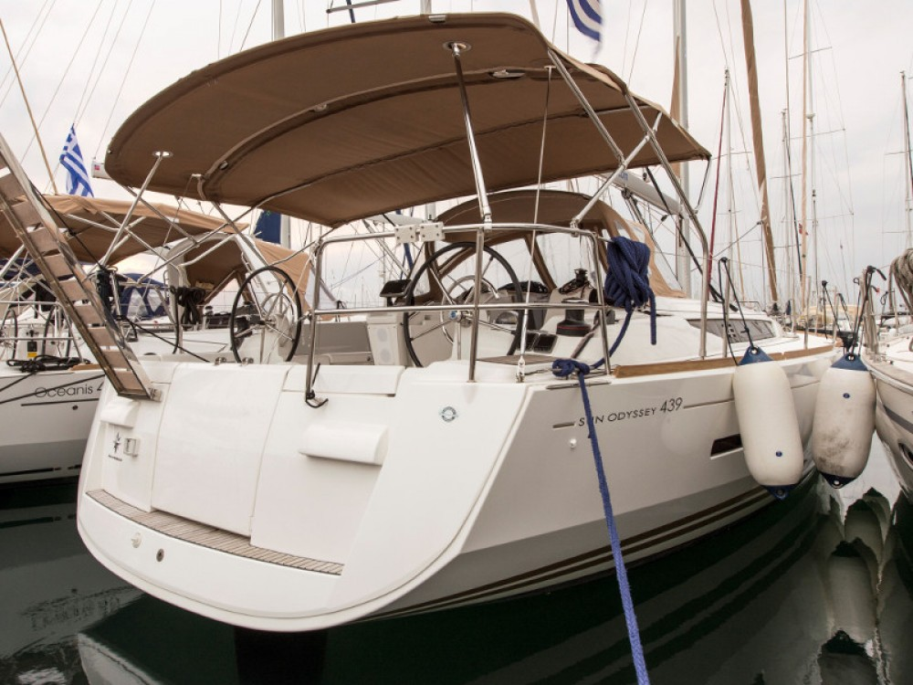 Alquiler de barcos Jeanneau Sun Odyssey 439 enÁlimos en Samboat