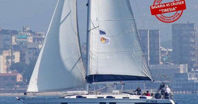 Alquiler de Bavaria Bavaria 45 Cruiser en Follonica