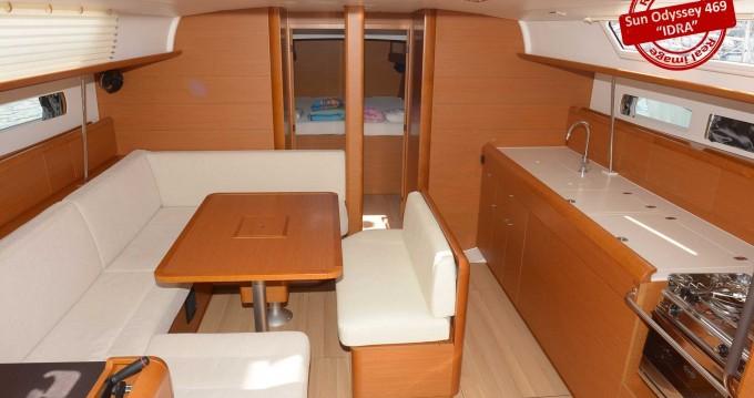 Alquiler de yate Follonica - Jeanneau Sun Odyssey 469 en SamBoat