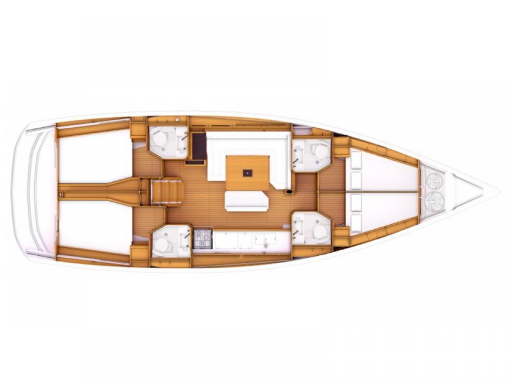 Alquiler Velero en Follonica - Jeanneau Sun Odyssey 469