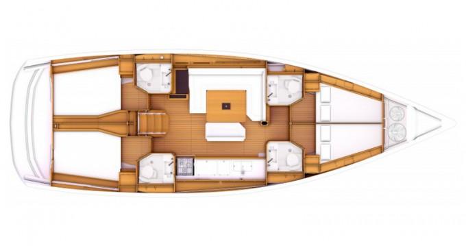 Alquiler de barcos Follonica barato de Sun Odyssey 469