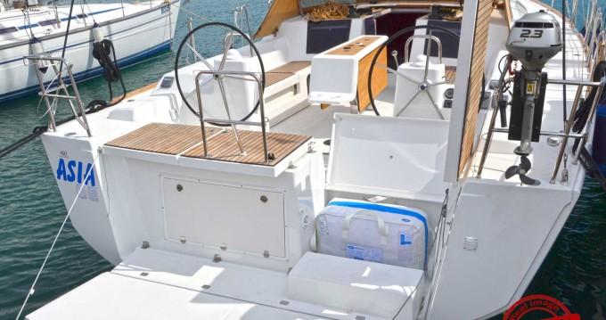 Alquiler de yate Follonica - Dufour Dufour 460 Grand Large en SamBoat
