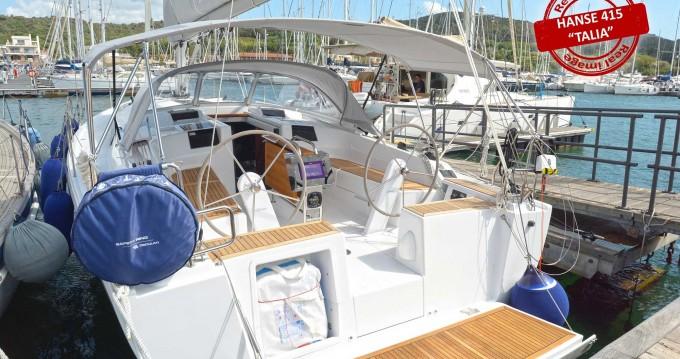Alquiler de barcos Follonica barato de Hanse 415