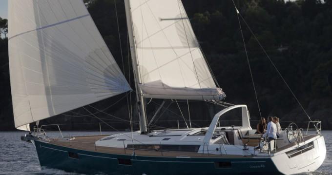 Alquiler de barcos Bénéteau Oceanis 48 enFollonica en Samboat