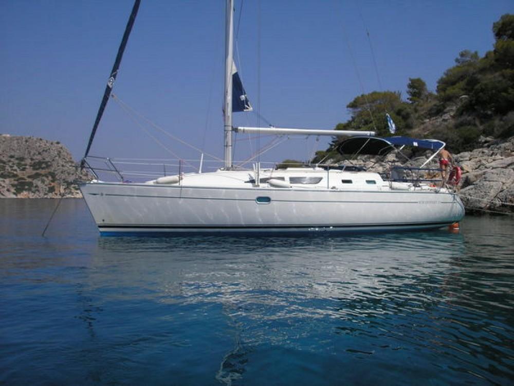 Alquiler de yate Follonica - Jeanneau Sun Odyssey 37 en SamBoat