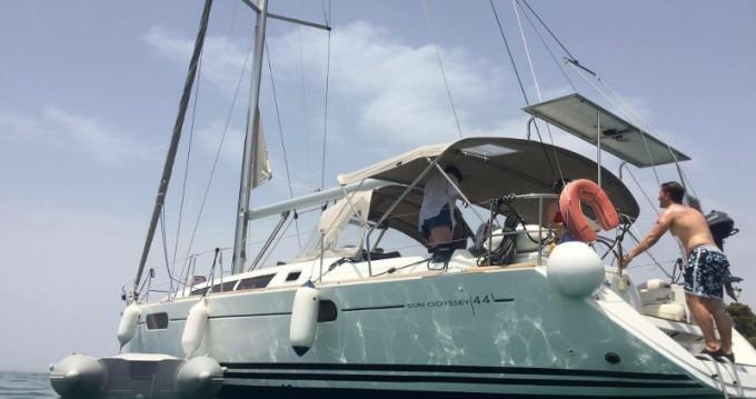 Alquiler de Jeanneau Jeanneau Sun Odyssey 44i en Lefkada (Isla)