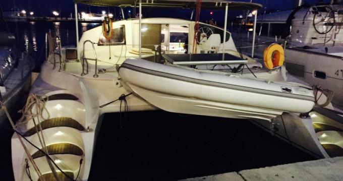 Alquiler de barcos Lefkada barato de Athena 38