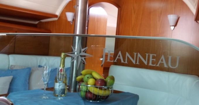 Jeanneau Sun Odyssey 35 entre particulares y profesional Atenas